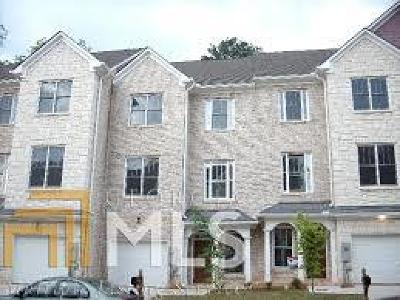 Stone Mountain Condo/Townhouse Under Contract: 4873 Pinnacle Dr
