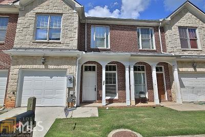 Stone Mountain Condo/Townhouse Under Contract: 4884 Pinnacle Dr