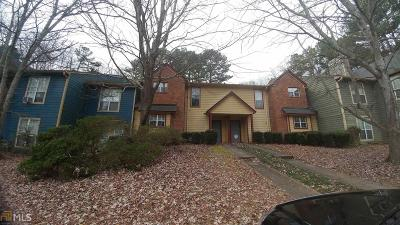 Stone Mountain Condo/Townhouse Under Contract: 5518 Mountain Springs Cir