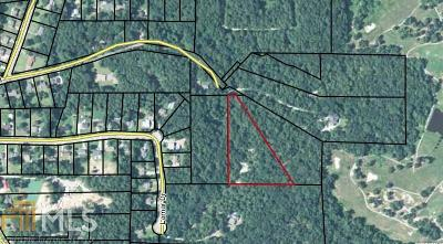 Douglasville Residential Lots & Land For Sale: Mitchell Mill Rd Off #182 NW