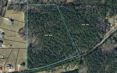 Covington Residential Lots & Land Under Contract: Rocky Plains Rd