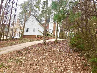 Snellville Single Family Home For Sale: 3845 Laurel Brook Way