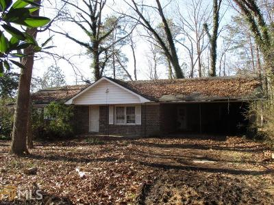 Carroll County Single Family Home Under Contract: 405 W Barbara Ln