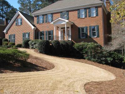 Snellville Single Family Home For Sale: 3685 Windlake Dr