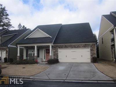 Cobb County Single Family Home Back On Market: 5208 Galloway Lndg
