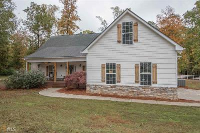 Butts County Single Family Home Under Contract: 129 Sky Dr