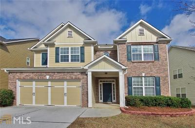 Lilburn Single Family Home Under Contract: 523 Misty Meadow Pl