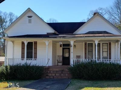 Senoia Single Family Home Under Contract: 41 Morgan St