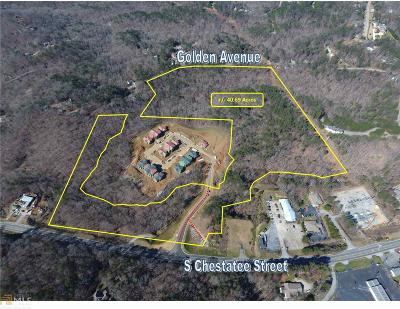 Dahlonega Residential Lots & Land For Sale: S Chestatee St
