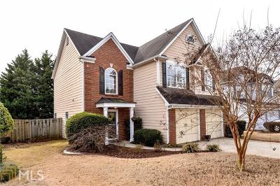 Roswell Single Family Home Under Contract: 1175 Birchwood Ln