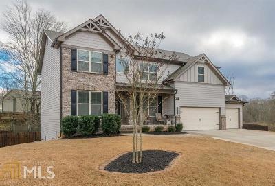 Dawsonville Single Family Home For Sale: 6915 Shortleaf Ln