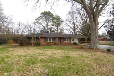 Cartersville Single Family Home Under Contract: 22 Larkwood Cir