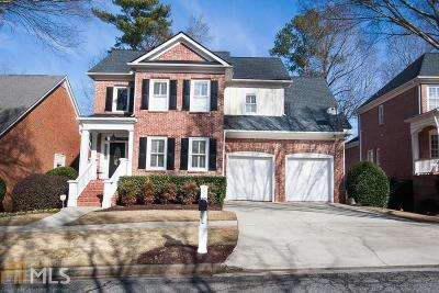 Norcross Single Family Home Under Contract: 5753 Park Central Ave