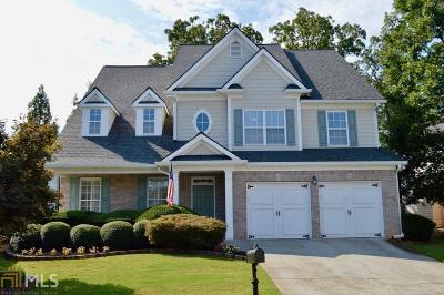 Johns Creek Single Family Home Under Contract: 587 Carrington Cv