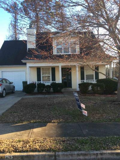 Griffin Single Family Home For Sale: 111 Poplar Pointe Ter