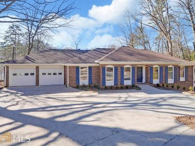 Cumming, Gainesville, Buford Single Family Home For Sale: 688 Harbor