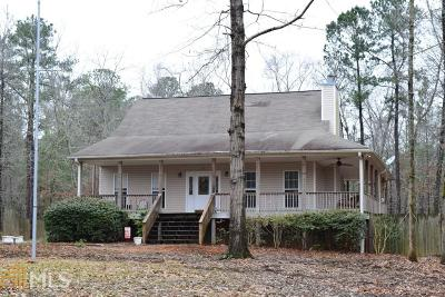 Butts County Single Family Home Under Contract: 140 Panther Woods Dr