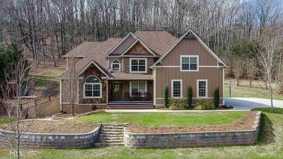Cleveland Single Family Home For Sale: 449 Chestatee Dr