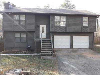 Stone Mountain Single Family Home For Sale: 3271 Mixon Way