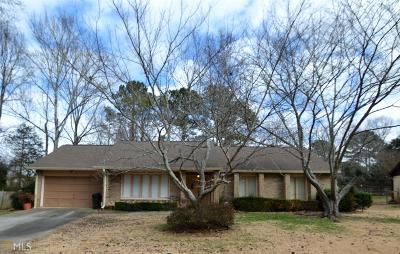 College Park Single Family Home Back On Market: 135 Glace Rd