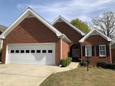 Snellville Single Family Home For Sale: 1850 Stockton Walk Ln