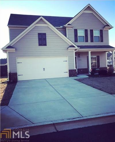 Conyers Single Family Home For Sale: 3530 Mica Cir