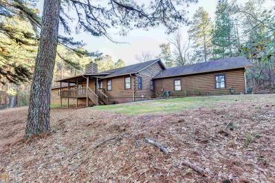 Loganville Single Family Home For Sale: 5215 Lake Carlton Rd