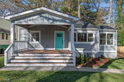 Mozley Park Single Family Home For Sale: 1391 Mims