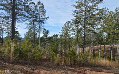 Blairsville Residential Lots & Land For Sale: 285 Thirteen Hundred
