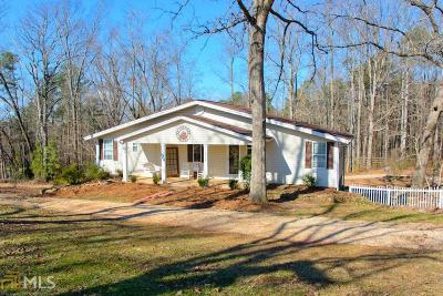 Bremen Single Family Home Under Contract: 204 Bush Mill Rd