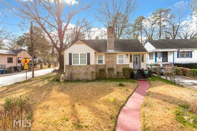 Grove Park Single Family Home For Sale: 1976 Baker Rd