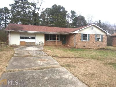 Marietta Single Family Home Under Contract: 316 Smyrna Powder Springs Rd