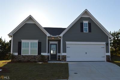 Newnan Single Family Home Under Contract: 41 October Ave #17