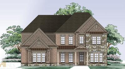 Flowery Branch Single Family Home Under Contract: 6717 Bonfire Dr