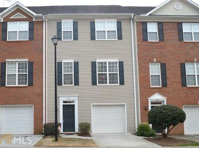 Norcross Condo/Townhouse Under Contract: 5360 Hickory Knoll
