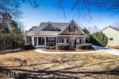 Monroe Single Family Home Under Contract: 2644 Alexis Way