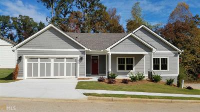 Conyers Single Family Home Under Contract: 1411 Arabian Ct #54