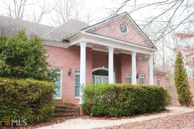 Senoia Single Family Home For Sale: 2653 Gordon Rd