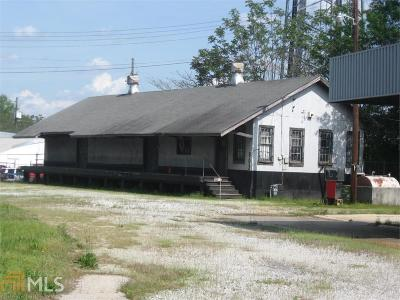 Griffin Commercial For Sale: 802 E Broadway St