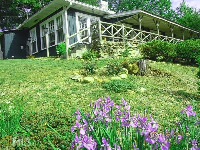 Rabun County Single Family Home For Sale: 241 White St