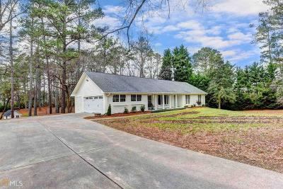 Roswell Single Family Home For Sale: 11440 West Rd