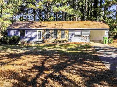 College Park Single Family Home Under Contract: 7060 Kimberly Mill Rd