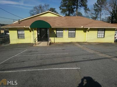 Stone Mountain Commercial For Sale: 3952 Rockbridge Rd