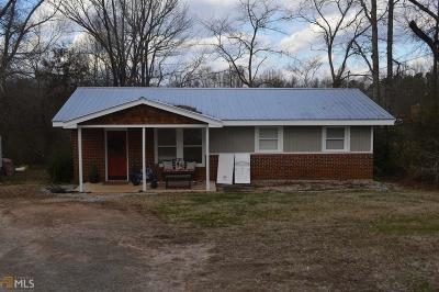 Habersham County Single Family Home Under Contract: 2487 Gainesville Hwy
