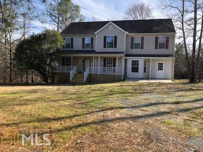 Haddock, Milledgeville, Sparta Single Family Home For Sale: 130 NW Cape Harbour #51-3