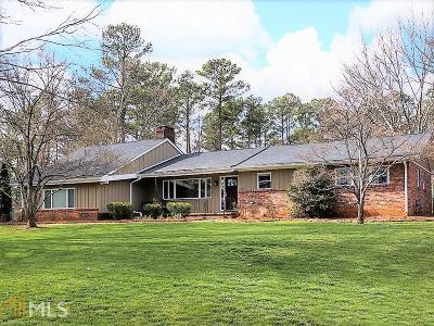Stone Mountain Single Family Home Under Contract: 2104 Rosser Pl