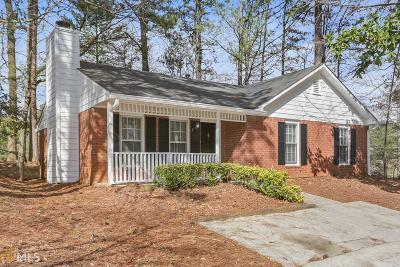 Norcross Single Family Home Under Contract: 3338 Newbury Rd