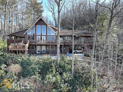 Rabun County Single Family Home For Sale: 994 Labelle Cir