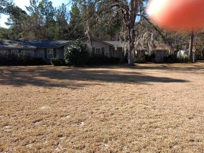Statesboro Single Family Home For Sale: 105 Oakridge Dr