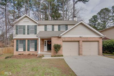 Tucker Single Family Home Under Contract: 2424 Empire Forest Dr